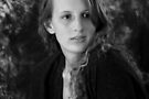 Tricia, Portrait 1 by Corri Gryting Gutzman