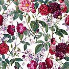 Rose Garden IV by Burcu Korkmazyurek