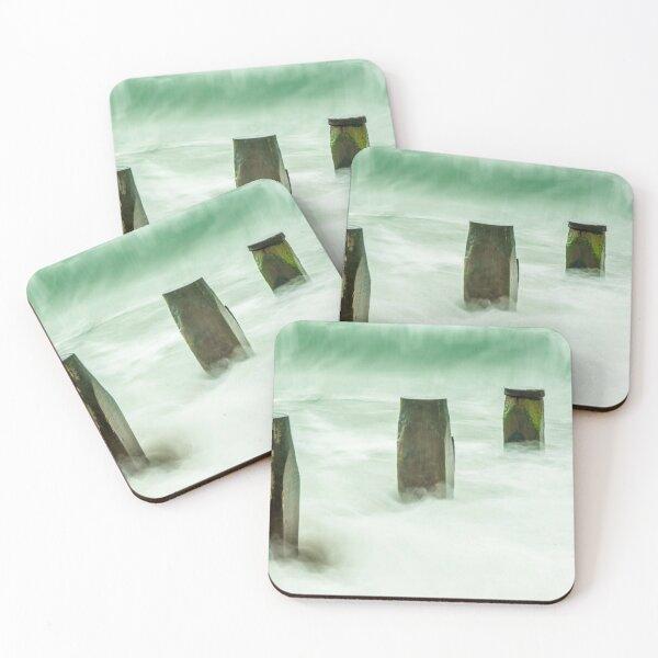Waves Coasters (Set of 4)