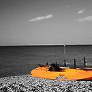 Yellow Canoe by Dave Godden