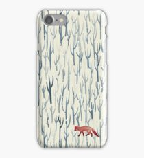 Winter Wood iPhone Case/Skin