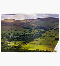 Edale Poster