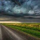 Stormy Road by IanMcGregor