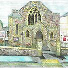 The Methodist Church Winchcombe by doatley