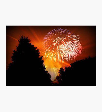 Happy 4th, 2011 !!! © Photographic Print