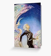 Opalescence Burns Greeting Card