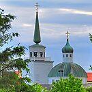 Russian Orthodox Church by Bob Hortman