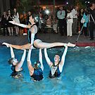 Synchronized  Swimming ... The Finally by Danceintherain