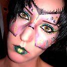 Mask of Make-up  by Edibl3leper
