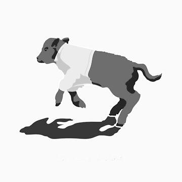 Les Vaches du Tour - kids' wear (dark) by LesVaches