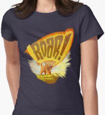 Roar! Womens Fitted T-Shirt