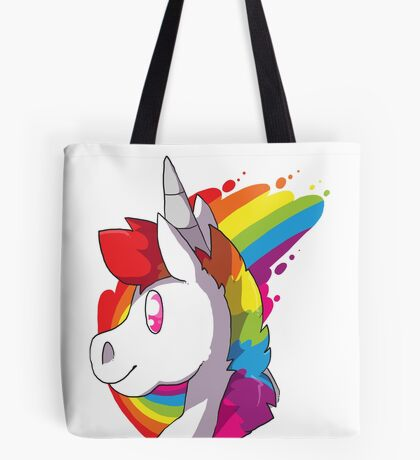 rainboww Tote Bag