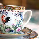 China Tea Cup by Hannah Millerick