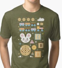 Give a Mouse a Cookie  Tri-blend T-Shirt