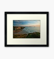 Lusty Glaze Framed Print