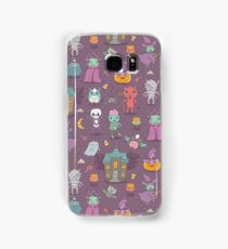 Happy Halloween  Samsung Galaxy Case/Skin