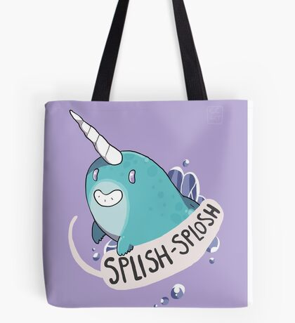 Splish-Splosh Tote Bag