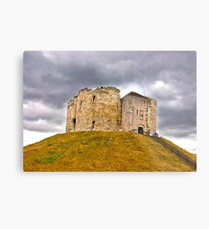 Clifford's Tower - York Metal Print