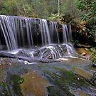 Lower Falls, Somersby Falls by bazcelt