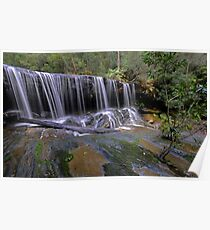 Lower Falls, Somersby Falls Poster