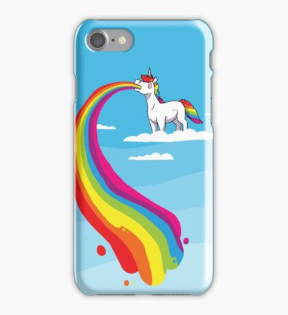 Where Rainbows Come From iPhone Case/Skin