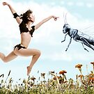 Jump like a cricket by balgrittella