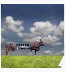 Bullish Environment. Poster