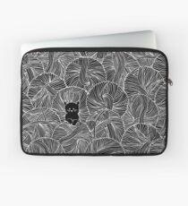 Yarn Ball Pit in Black Laptop Sleeve