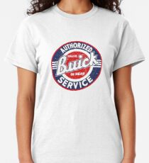 BUICK DISTRESSED Classic T-Shirt