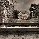 Larundel Mental Asylum by Jocelyn  Parry-Jones
