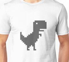 Pixel T-Rex Unisex T-Shirt