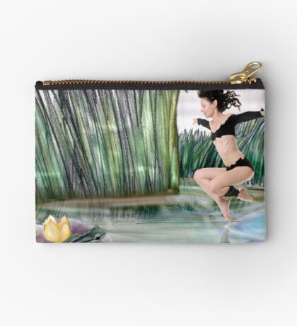 The elf and the Frog Studio Pouch