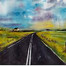 Country Road by Candace Wiebe-Nesbit