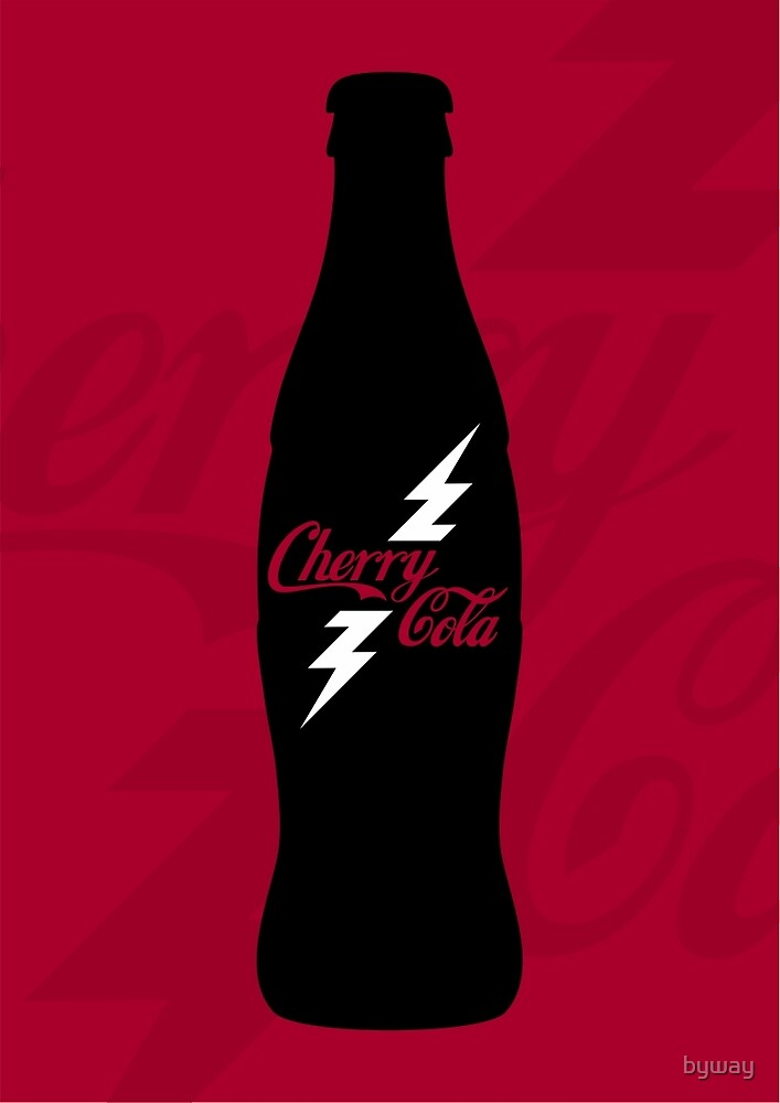 Cherry Cola by byway
