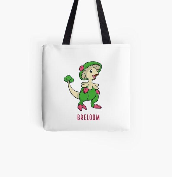 Brilliant Breloom All Over Print Tote Bag