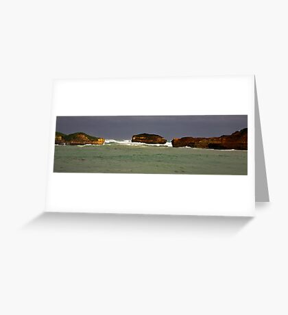 Bay of Isles Greeting Card