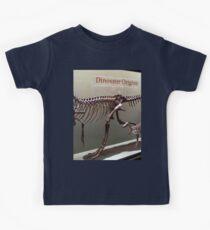 Ancient Wannanosaurus Kids Tee