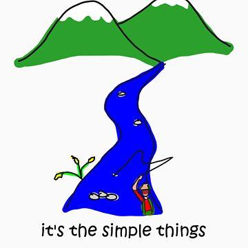 Fly Fishing - Simple Things by jonnyboy98