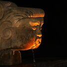 Stone Face-Novatel Benoa Bali by neverforgotten