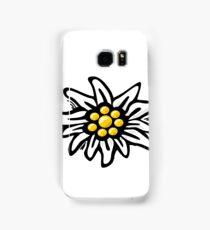 Edelweiss  Samsung Galaxy Case/Skin