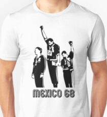 1968 Olympics Black Power Salute V2 Unisex T-Shirt