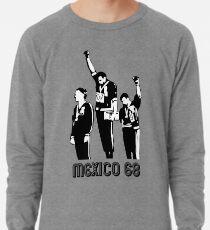 Olympische Spiele 1968 Black Power Salute V2 Leichtes Sweatshirt