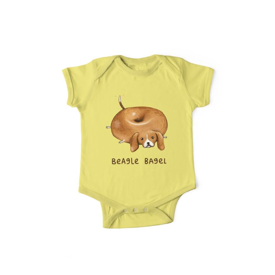 Beagle Bagel by Sophie Corrigan
