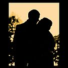 Wedding Couple by Helen Shippey