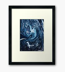 Gravity III Framed Print