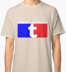 League of Tumblr Bloggers Classic T-Shirt