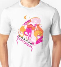 Jazz Cats Unisex T-Shirt