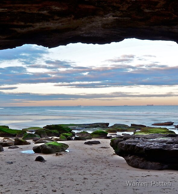 Cave Man. 3-7-11. by Warren  Patten