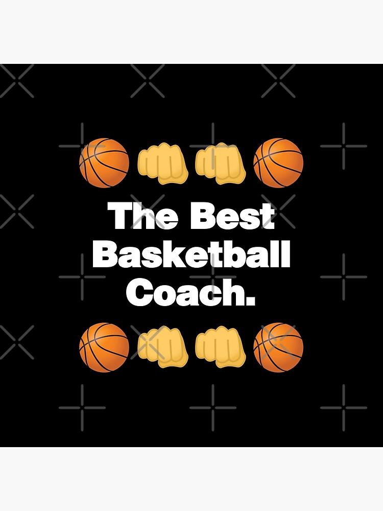 The Best Basketball Coach Emoji Basketball Saying by el-patron