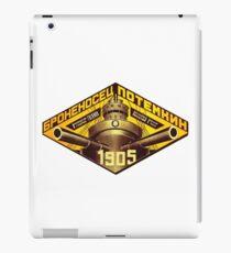 Battleship Potempkin - Eisenstein's Classic Silent Film iPad Case/Skin
